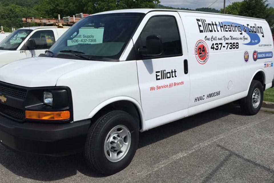 Elliott Heating And Cooling One Call And Your Worries Are Gone
